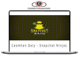 Caomhan Daly - Snapchat Ninjas